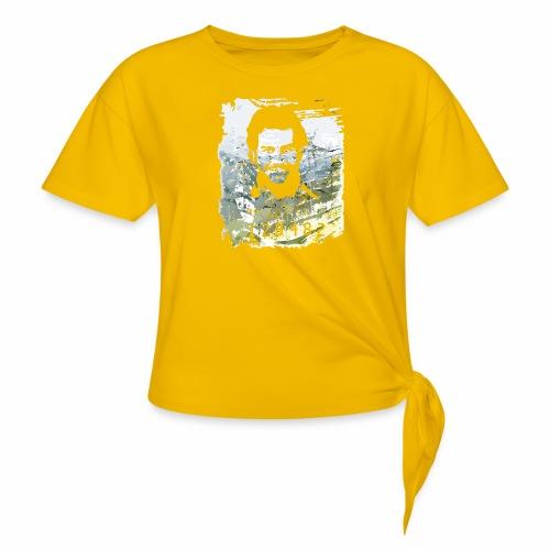 Pablo Escobar distressed - Knotenshirt