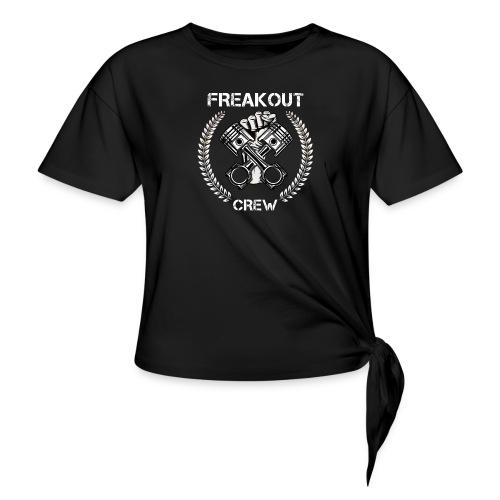 Freakout crew - Frauen Knotenshirt