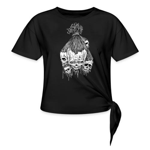 shrunkenheads - Frauen Knotenshirt