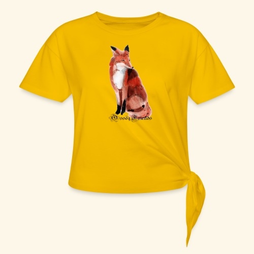 FOX - Maglietta annodata