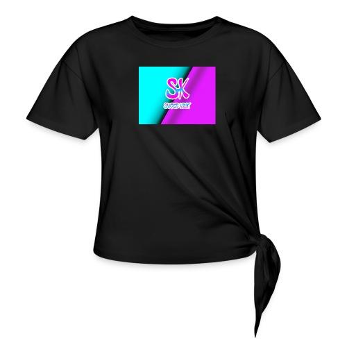 Sk Shirt - Geknoopt shirt
