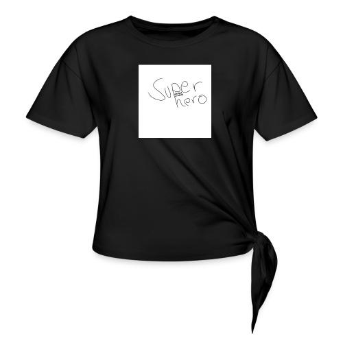 SUPERHERO - Knotenshirt