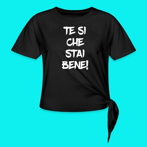 tesiokok - Maglietta annodata