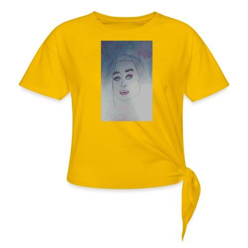 cubismn - Camiseta con nudo
