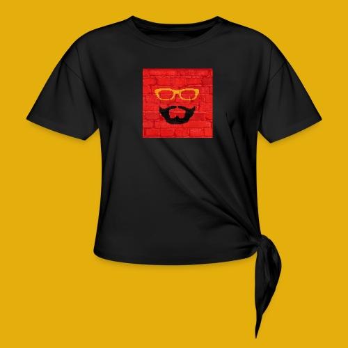 TMWAB Logo - Knotted T-Shirt