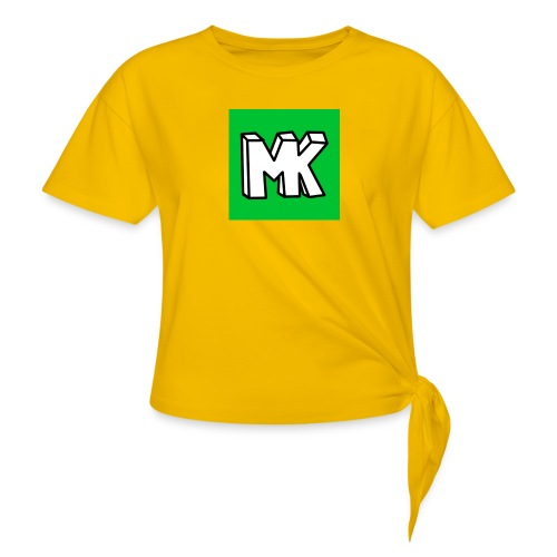 MK - Vrouwen Geknoopt shirt