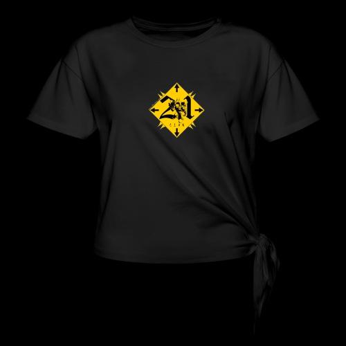 21-Clan - Frauen Knotenshirt