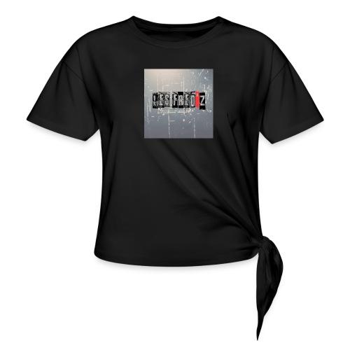 visuel les Fred'Z - T-shirt à nœud