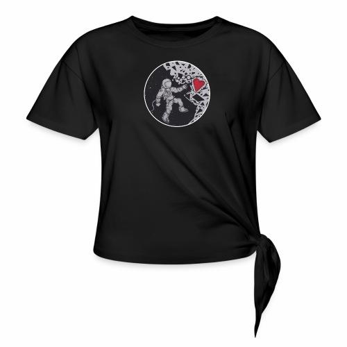 SPACE - T-shirt à nœud