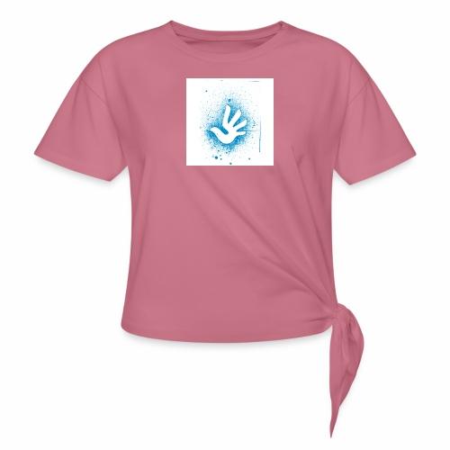 T Shirt 3 - T-shirt à nœud Femme