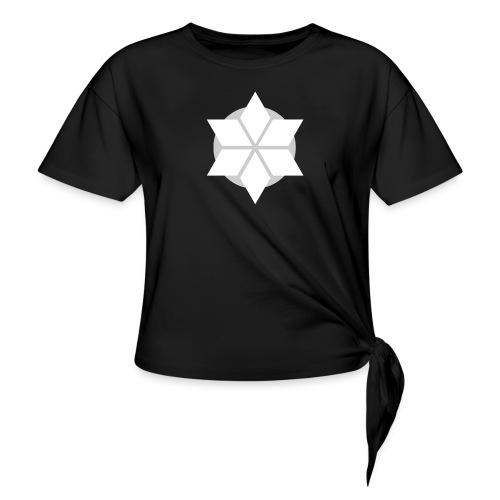 Morgonstjärnan - T-shirt med knut