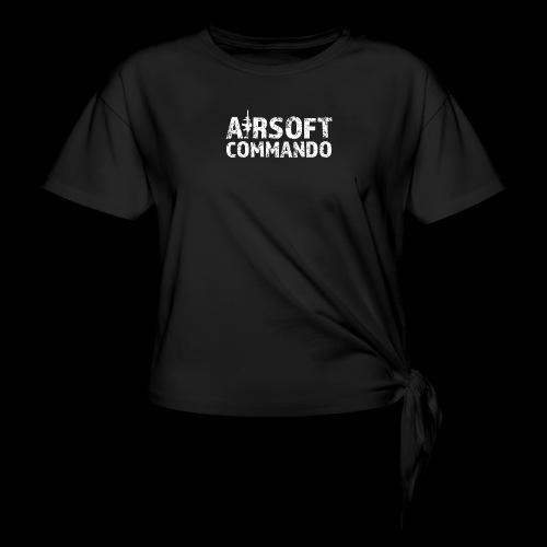 Airsoft Commando - Frauen Knotenshirt