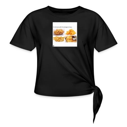 Shape - Knotenshirt