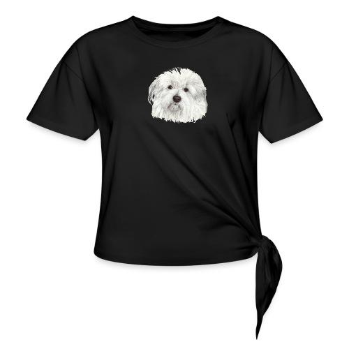 coton-de-tulear - Knot-shirt