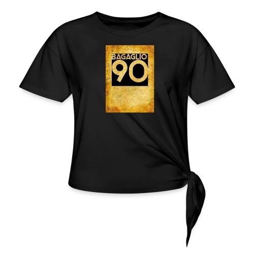 Anni 90 - Maglietta annodata