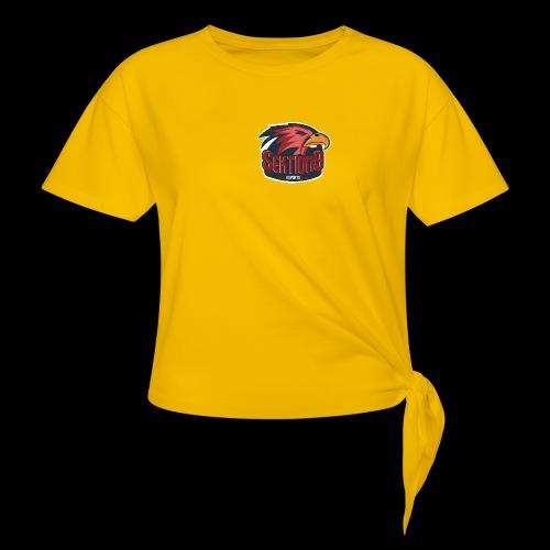 Sektion9 logo Rot - Knotenshirt