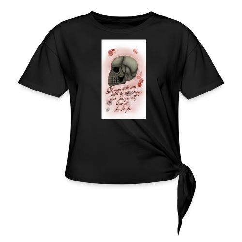 Sketch182181946-png - Camiseta con nudo mujer