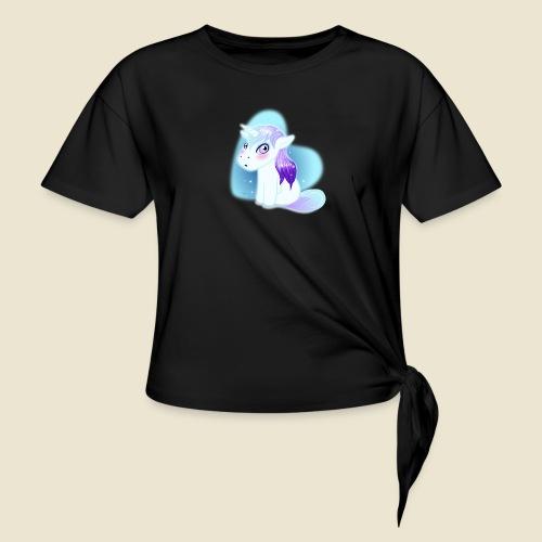 Licorne n°2 - T-shirt à nœud