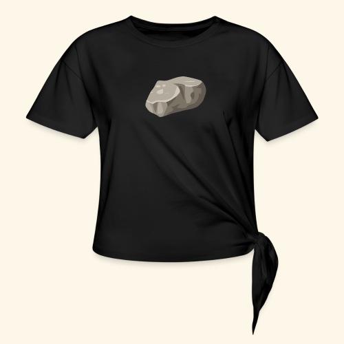ShoneGames - Women's Knotted T-Shirt