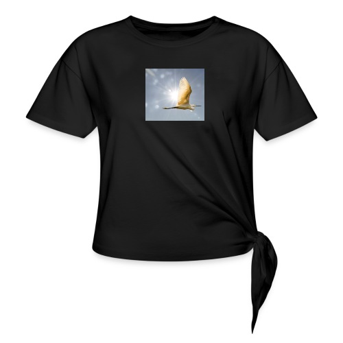 IMG 20180311 111503 - Knotted T-Shirt