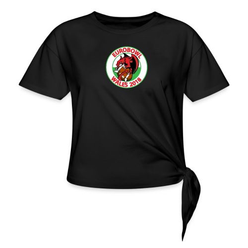 Eurobowl Wales 2018 - Knotted T-Shirt