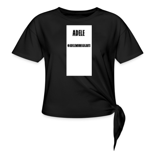 t-shirt divertente - Maglietta annodata