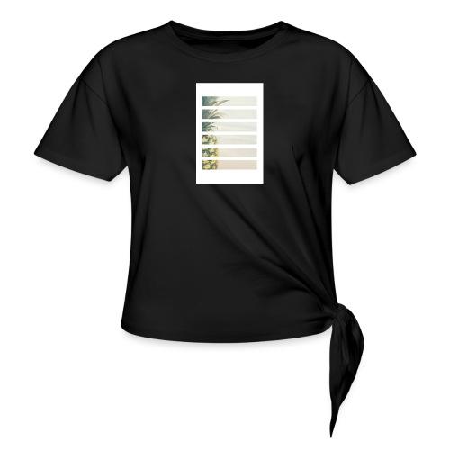 Tropic - Koszulka z wiązaniem