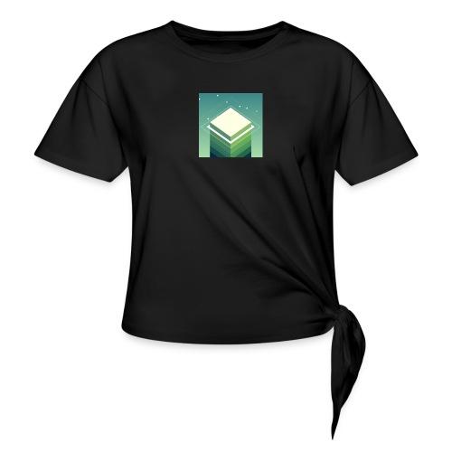 StackMerch - Women's Knotted T-Shirt