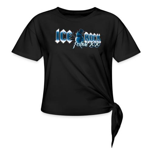 Festival Design 2020 - Frauen Knotenshirt