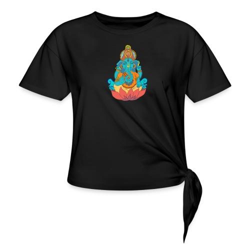 IMG_0288 2 - T-shirt med knut