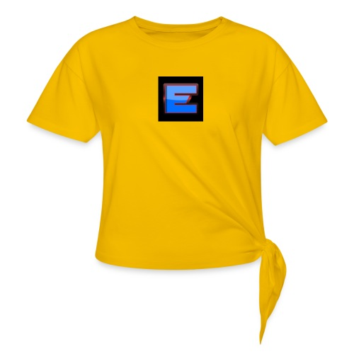 Epic Offical T-Shirt Black Colour Only for 15.49 - Knotted T-Shirt