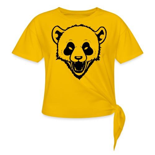 Panda - Knotenshirt