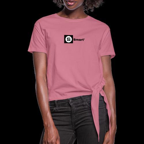 Smart' ORIGINAL - Knotted T-Shirt