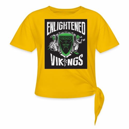 Enlightend Vikings - Knute-T-skjorte for kvinner