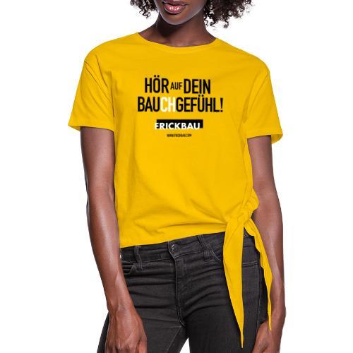 FRICKBAU - Frauen Knotenshirt