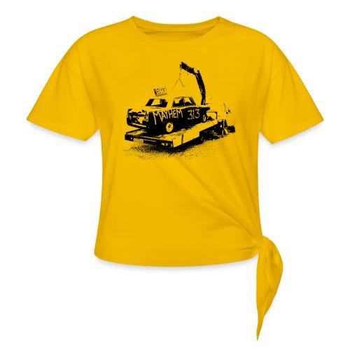 Mayhem! - Knotted T-Shirt