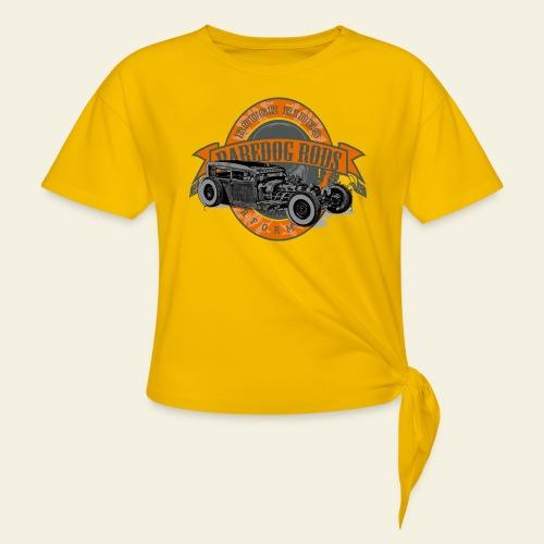 Raredog Rods Logo - Knot-shirt
