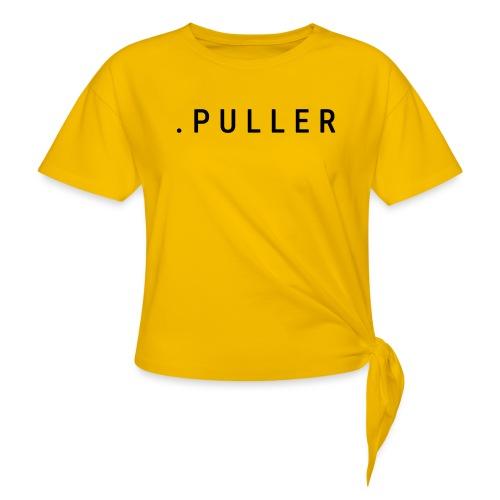 PULLER - Vrouwen Geknoopt shirt