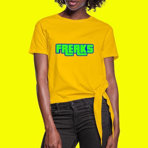 YOU FREAKS - Knotenshirt