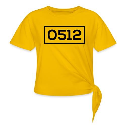 0512 - Geknoopt shirt