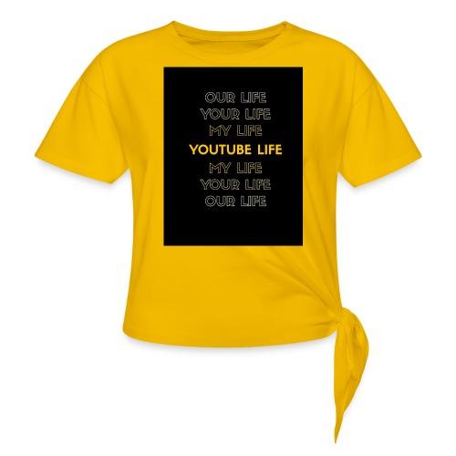 Youtube live - Frauen Knotenshirt