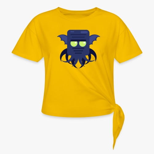 Mini Monsters - Cthulhu - Dame knot-shirt