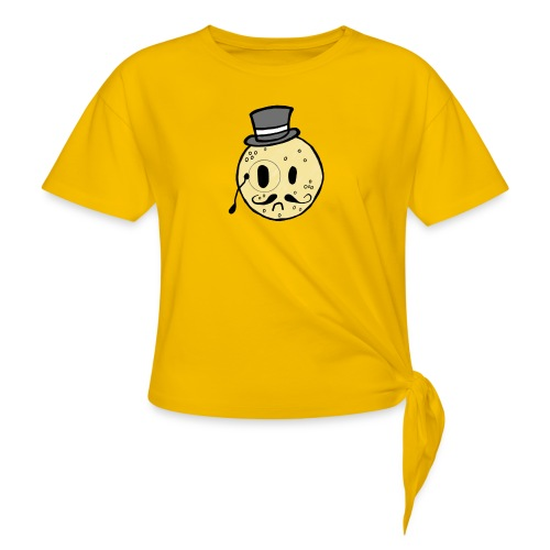 Crumpet Squad Mens T - Knotted T-Shirt