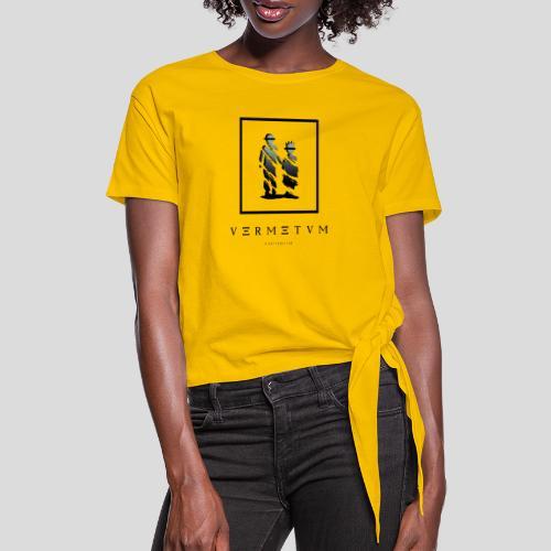 VERMETUM HIDDEN TRUTH EDITION - Frauen Knotenshirt