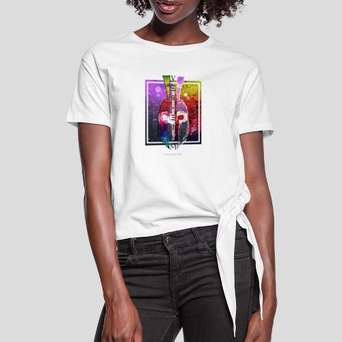 VERMETUM GLADIATOR EDITION - Frauen Knotenshirt
