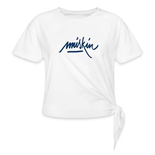 T-Shirt Miskin - T-shirt à nœud