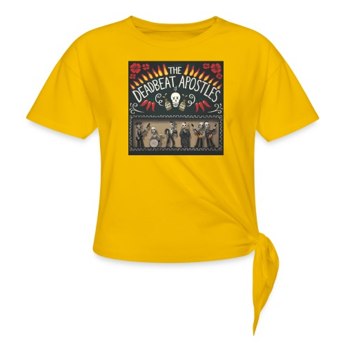 The Deadbeat Apostles - Knotted T-Shirt