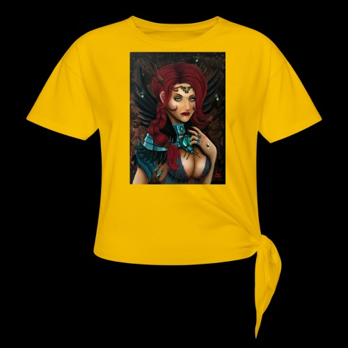 Nymph - Knotted T-Shirt