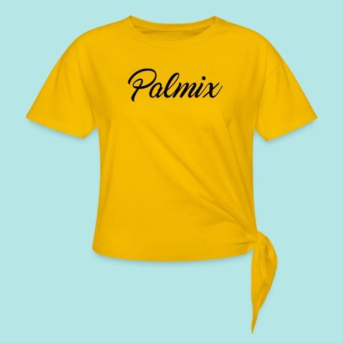 Palmix shirt - Women's Knotted T-Shirt