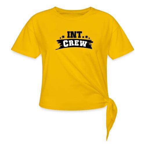 International Crew T-Shirt Design by Lattapon - Knot-shirt